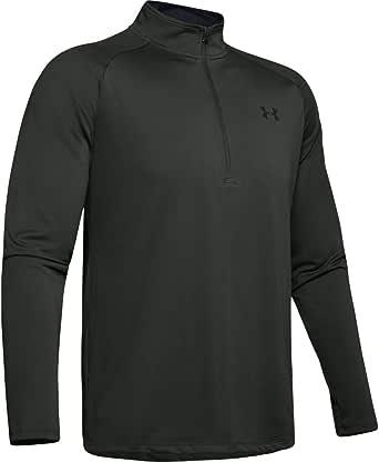 Under Armour 安德玛 Tech 2.0 男式长袖1/2拉链速干运动衫