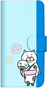 Mitas 手机壳 手账型 *的猫 vol.6SC-4106-A/KYY21 31_URBANO L01 (KYY21) 祭だー!! A