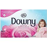 Downy 织物柔顺剂干衣巾,April Fresh,240片