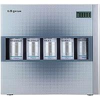 沁园(QINYUAN)QJ-UF-05E家用超滤净水器 纯物理五级过滤 寿命提醒双出水设计(亚马逊自营商品, 由供应商配送)咨询QQ:651443225