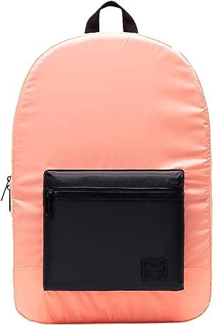 Herschel 可折叠日用背包 Neon Orange/Black One Size 24.5L