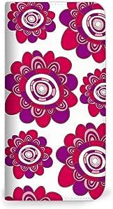 mitas iphone ケース27NB-0067-PU/SO-01J 2_Xperia XZ (SO-01J) 紫色(无皮带)