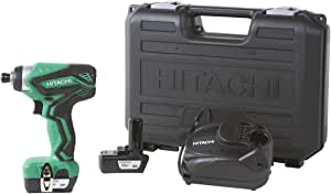Hitachi WH10DFL2 12 伏峰值无绳锂离子冲击驱动套件
