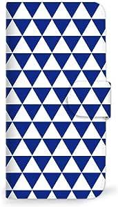 MITAS 智能手机保护壳翻盖型北欧4 蓝色 36_ZTE Axon mini (ZTE_B2016)