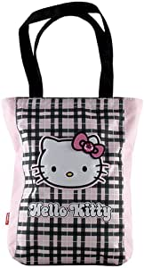 Hello Kitty 11-1949 包装收纳盒,粉色/黑色