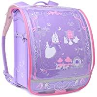 COLORFUL CANDY STYLE 双肩书包 带反光材料的书包盖 设计分类清晰 午夜灰姑娘 N4180400