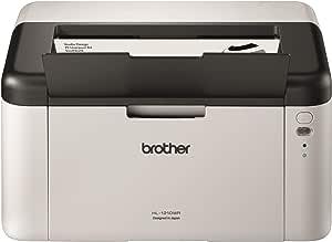 brother 兄弟 HL-1210W A4单色激光打印机,无线和PC连接,打印