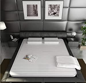 Nittaya泰国原装进口天然乳胶床垫居家薄床垫榻榻米垫床褥 2.5CM乳胶床垫 (180*200cm)