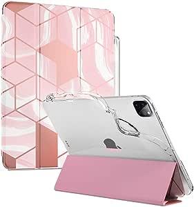 Popshine Marble Lite 系列适用于苹果 iPad Pro 11 2020 和 2018MarbleLite-iPadPro11-2020-Pink