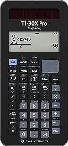 Texas Instruments 30Xpromp/Tbl/2E5 科学计算器