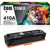 Cool Toner 兼容硒鼓替换件适用于 HP 410A CF410A 黑色硒鼓,适用于 HP Color Laser…