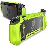 Mumba 可托放 Nintendo Switch 手机壳 TPU Grip 保护套 兼容 Nintendo Switc…