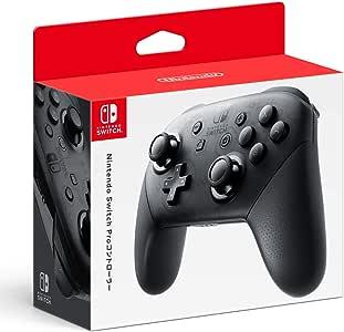 Nintendo 任天堂 Switch Pro 手柄 带 Pro手柄用的Stick Pad 【Amazon.co.jp限定】