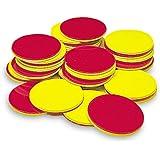 Learning Resources 两色计数器,红色和黄色,200 支装