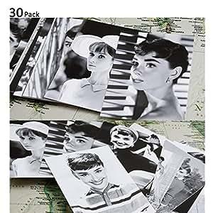 鲁穆特明信片套装:30 张,尺寸:14.3 厘米 x 9.3 厘米(5.6 英寸 x 3.7 英寸),收藏家的理想之选,学校明信片交换项目,邀请函,礼品…… 8