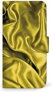 MITAS 智能手机保护壳翻盖型布面料印花  黄色 18_HUAWEI (nova)