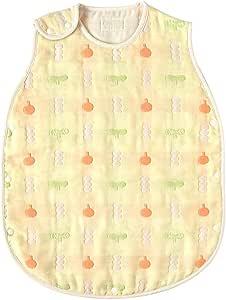 Hoppetta 波尔卡圆点 蓬松纱布(6层纱布)学步的幼儿 睡衣 婴儿