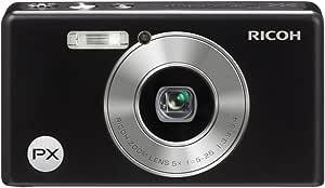 RICOH 理光 PX 三防数码相机 黑色(防水、防尘、防震)