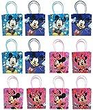Disney 米奇和米妮老鼠混合精品,礼品袋,24 件