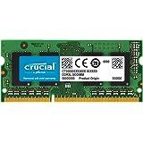 Crucial 4GB 单个 DDR3/DDR3L 1866 MT/s SODIMM 204-Pin 内存 Mac 8GB