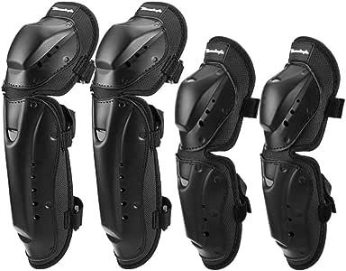 BARHAR 护肘护膝护甲套装 ATV 摩托车防护套件