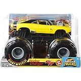 Hot Wheels 1:24比例 1970 道奇突击者 R / T怪物卡车玩具