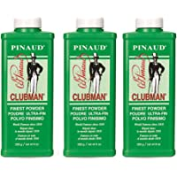pinaud CLUBMAN powder 4盎司(3瓶装)