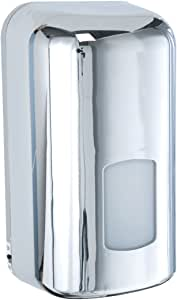 Wenko 18413100 红外线皂液器 Mantova – 塑料,1升,14 x 24 x 9.5厘米,镀铬