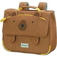 Samsonite 新秀丽 Happy Sammies儿童双肩书包,33 cm,9升,棕色(泰迪熊)