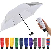 TRAVEL COMPACT 雨伞防风迷你 SUN & 雨伞超轻遮阳伞–适合男式和女式礼物之选