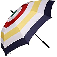 BAGAIL 高尔夫伞 58/62/68 英寸大号超大双伞篷透气防风防水自动打开杆雨伞 男女皆宜
