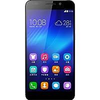 荣耀6 Honor6 TD-LTE/TD-SCDMA/GSM 16G版 移动4G手机(黑色)八核4G CAT6手机,5英寸全高清屏,3G内存,3100mAh电池