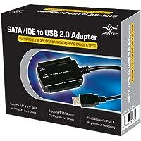 Vantec CB-ISATAU2CB-ISATAU2 USB 2.0 to IDE/SATA