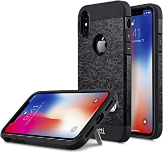 Vetti Craft Hybrid Jack Apple iPhone X 手机壳 4895181523327