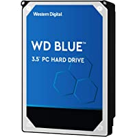 Western Digital HDD 6TB WD Blue PC 3.5英寸 內置HDD WD60EZAZ-EC