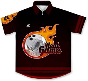 ScudoPro Heat Game 保龄球衣