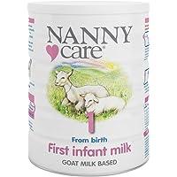 Nannycare纳尼凯尔婴儿营养Goat Milk 900克