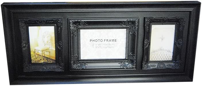 Campanet 426621 3 多光相相框,黑色