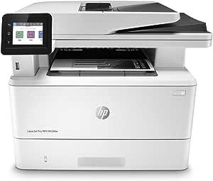 HP LaserJet Pro M428dw 多功能激光打印机 (打印, 扫描, 复印, WLAN, LAN, Duplex, Airprint) 白色
