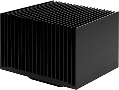 ARCTIC Alpine AM4 被动式 - 无声 CPU 冷却器,适用于 AMD AM4