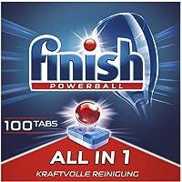 Finish Finish All 合 1 100 Waschladungen