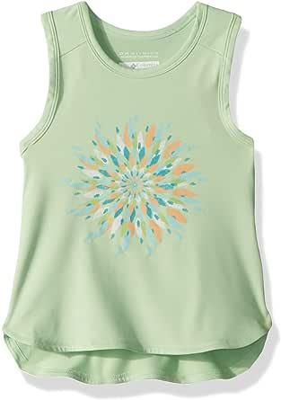 Columbia 女孩 Outdoor Elements 背心,Key West 雏菊图案,XS 码