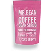 Mr. Bean Organic All Natural Coffee Bean Exfoliating Body Sk…