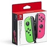 Nintendo 任天堂 Joy-Con 游戏手柄 左右套装,霓虹绿/霓虹粉