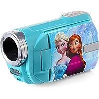 Vivitar CA5-04027 Disney 冰雪奇缘 8.1 MP/720P 高清数字录像机,带 1.8 英寸屏幕…