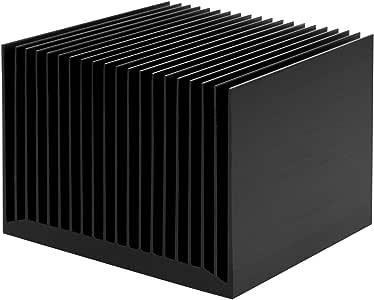 ARCTIC Alpine 12 被动式 - 静音 Intel CPU 冷却器适用于所有 47 瓦 I 预应用 MX-2 热膏 - 95 x 96 毫米
