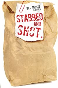 MMS Stabbed and Shot by Bill Abbott - Trick