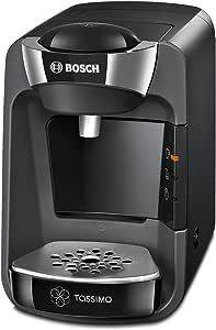 BOSCH 博世一键式全自动Tassimo胶囊咖啡机SUNY 系列TAS3202(水箱0.8L,1300W功率,欧洲版与国内220V电压相同,无需变压器) (德国品牌 香港直邮 可在本页面购买德亚直邮胶囊)