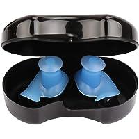 B.LeekS 硅胶耳塞,全新游泳耳塞,防水模塑耳塞泳池配件