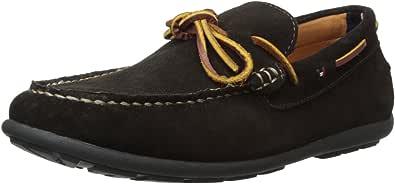 Tommy Hilfiger 男士 Bejamin 牛津鞋 *蓝 11 M US